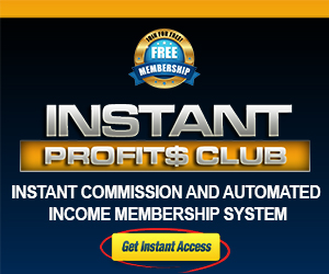 Instant Profits Club feature image